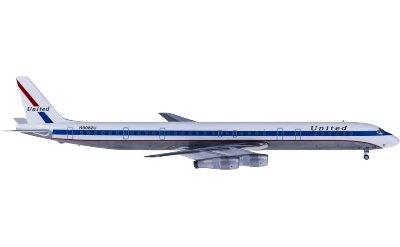 United Airlines 美国联合航空 Douglas DC-8-61 N8082U