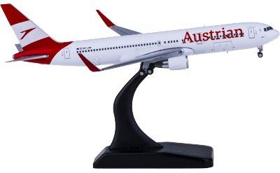 Austrian Airlines 奥地利航空 Boeing 767-300ER OE-LAW