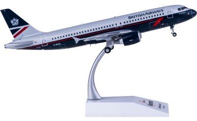 British Airways 英国航空 Airbus A320 G-BUSI