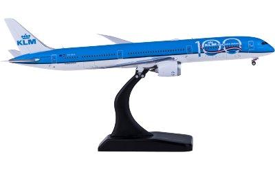 Geminijets 1:400 KLM 荷兰皇家航空 Boeing 787-10 PH-BKA