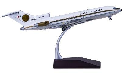 Mexicana 墨西哥航空 Boeing 727-100 XA-SEJ