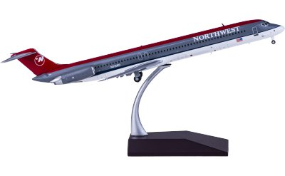 Northwest Airlines 西北航空 McDonnell Douglas MD-80 N314RC