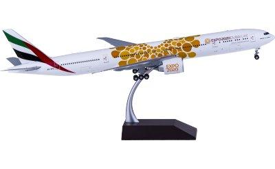 Emirates 阿联酋航空 Boeing 777-300ER A6-EPO 世博彩绘