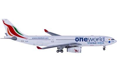 SriLankan Airlines 斯里兰卡航空 Airbus A330-200 4R-ALH 寰宇一家