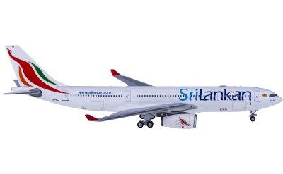 SriLankan Airlines 斯里兰卡航空 Airbus A330-200 4R-ALJ