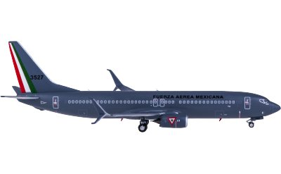 Mexican Air Force 墨西哥空军 Boeing 737-800 3527