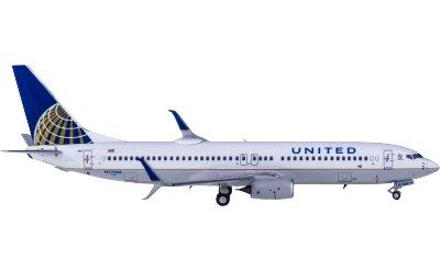 United Airlines 美国联合航空 Boeing 737-800 N77296