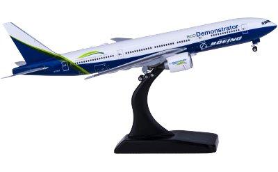 Boeing 777-200 N772ET 环保涂装