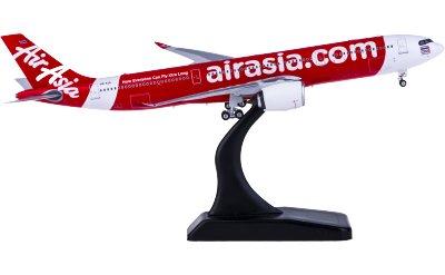 Phoenix 1:400 AirAsia 亚洲航空 Airbus A330-900neo HS-XJA