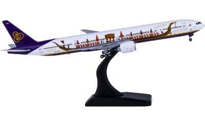 Phoenix 1:400 Thai Airways 泰国国际航空 Boeing 777-300 HS-TKF 龙舟彩绘