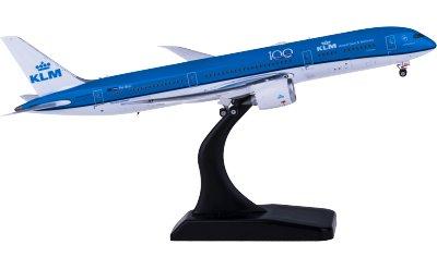 Phoenix 1:400 KLM 荷兰皇家航空 Boeing 787-9 PH-BHC 100周年