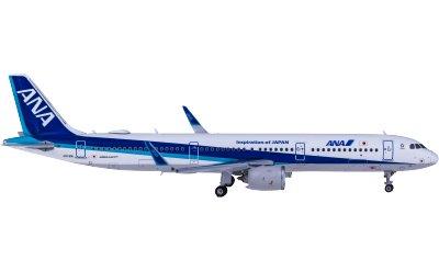 ANA 全日空 Airbus A321neo JA131A