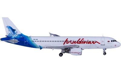 Maldivian 马尔代夫航空 Airbus A320 8Q-IAN
