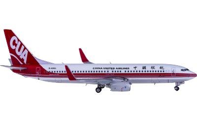 China United Airlines 中国联合航空 Boeing 737-800 B-5665