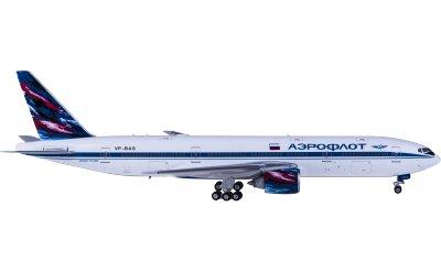 Aeroflot 俄罗斯航空 Boeing 777-200ER VP-BAS