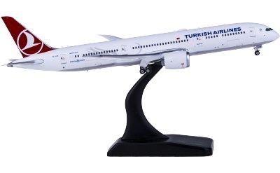 Turkish Airlines 土耳其航空 Boeing 787-9 TC-LLB