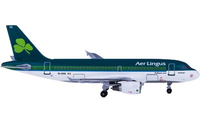 Aer Lingus 爱尔兰航空 Airbus A319 EI-EPR