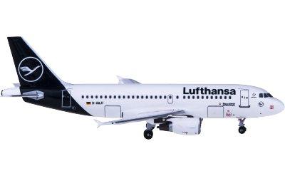 Lufthansa 汉莎航空 Airbus A319 D-AILW