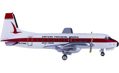 Eastern Provincial Airways Hawker Siddeley HS 748 C-FINE
