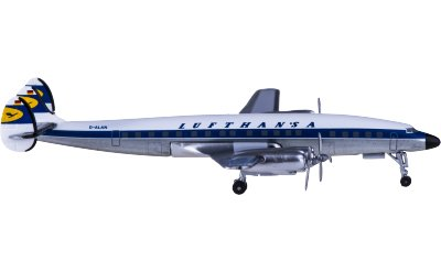 AeroClassics 1:400 Lufthansa 汉莎航空 Lockheed L-1649 D-ALAN