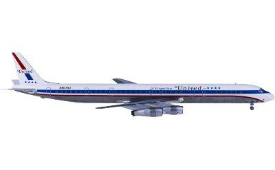 United Airlines 美国联合航空 Douglas DC-8-61 N8078U