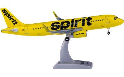 Spirit Airlines 精神航空 Airbus A320