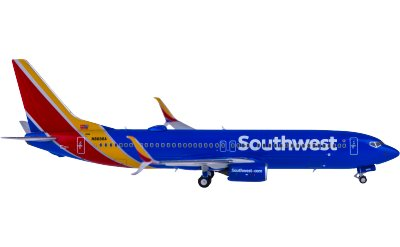 Southwest Airlines 美国西南航空 Boeing 737-800 N8686A