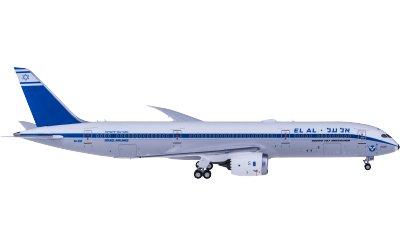 El Al 以色列航空 Boeing 787-9 4X-EDF