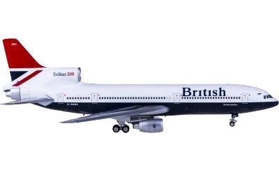 British Airways 英国航空 Lockheed L-1011 G-BGBC