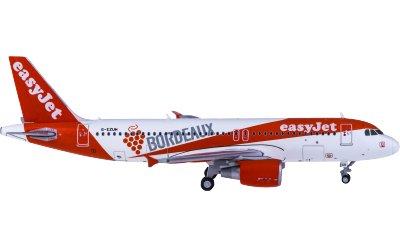 easyJet 易捷航空 Airbus A320 G-EZUH