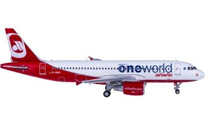 Air Berlin 柏林航空 Airbus A320 D-ABHO 寰宇一家