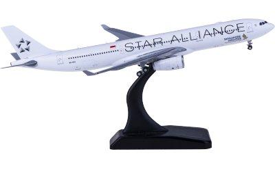 Singapore Airlines 新加坡航空 Airbus A330-300 9V-STU 星空联盟