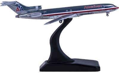 American Airlines 美国航空 Boeing 727-200 N6805