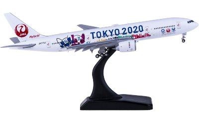 Japan Airlines 日本航空 Boeing 777-200ER JA773J 襟翼打开
