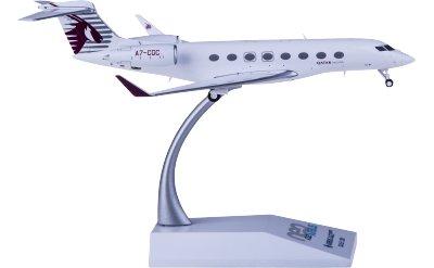 Qatar 卡塔尔航空 Gulfstream G650 A7-CGC