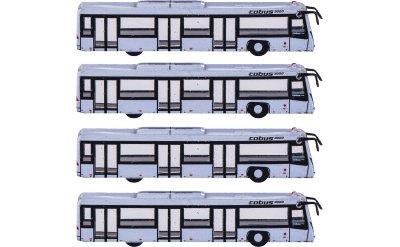Fantasy Wings 1:400 Cobus 3000 机场巴士4辆