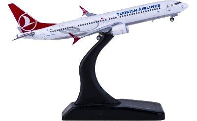 Turkish Airlines 土耳其航空 Boeing 737 MAX 9 TC-LYA