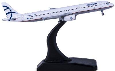 Aegean Airlines 爱琴海航空 Airbus A321 SX-DNH