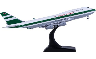 Kai Tak Wings 1:400 Cathay Pacific 国泰航空 Boeing 747-400 ZK-NBS