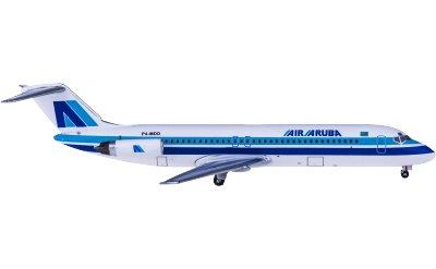 Air Aruba McDonnell Douglas DC-9-30 P4-MDD