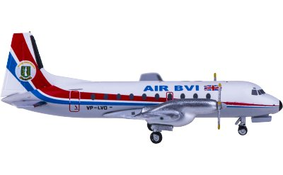 Air BVI Hawker Siddeley HS 748 VP-LVO