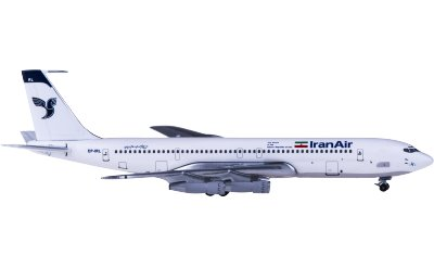 Iran Air 伊朗航空 Boeing 707-300 EP-IRL