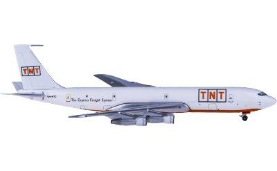 TNT 天递 Boeing 707-300F VH-HTC 货机