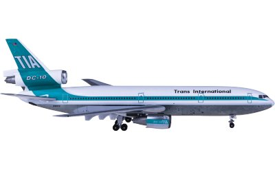 Trans International Airlines McDonnell Douglas DC-10-30 N101TV
