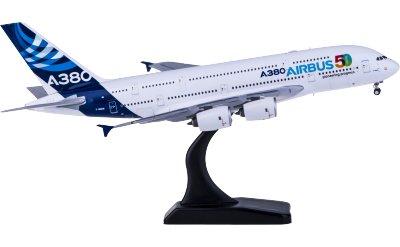Airbus A380 F-WWOW 空客50周年涂装