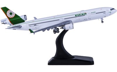 JC Wings 1:400 EVA Air 长荣航空 McDonnell Douglas MD-11 B-16101