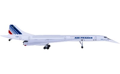 Air France 法国航空 Concorde F-BVFC
