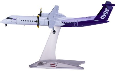 Flybe 弗莱比航空 Bombardier Dash 8 Q400 G-JECP