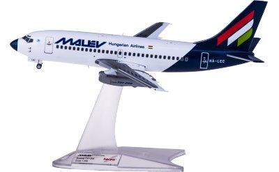 Malév 匈牙利航空 Boeing 737-200 HA-LEC