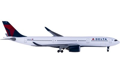 Delta Air Lines 达美航空 Airbus A330-900neo N401DZ